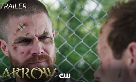 Arrow | The Longbow Hunters Promo | The CW