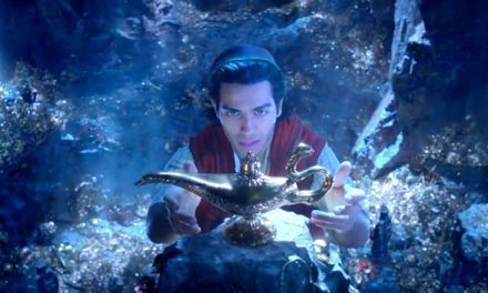 'Aladdin' First Look Teaser: Aladdin Finds The Genie's Lamp — Watch