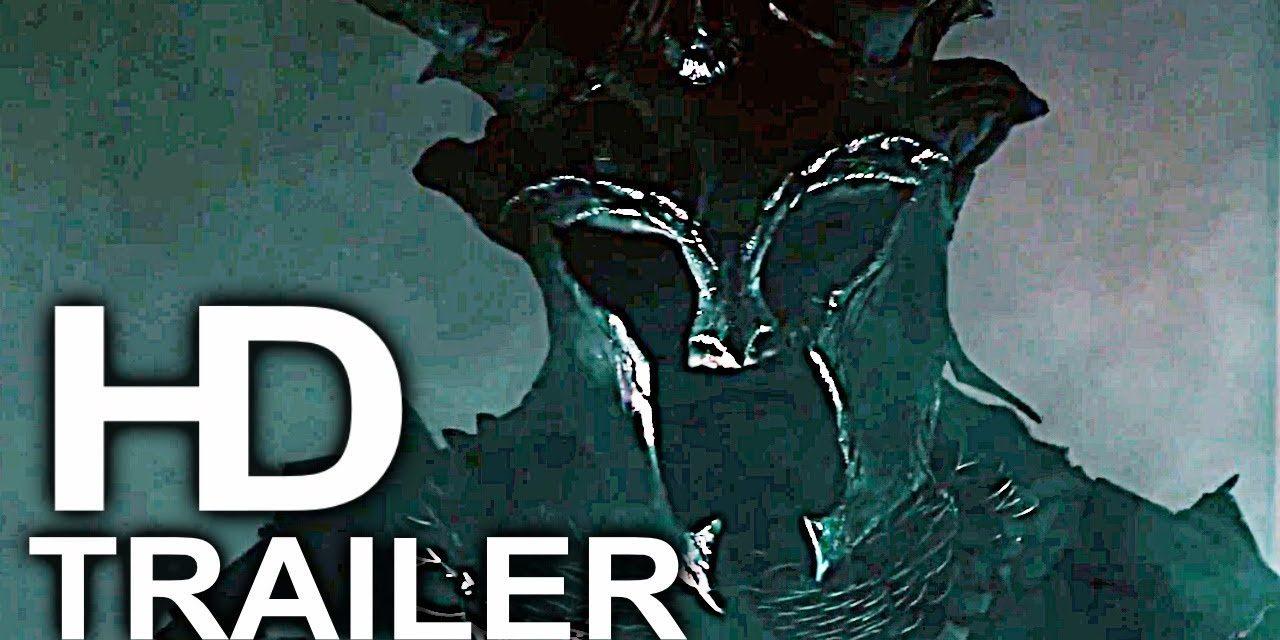 KRAMPUS ORIGINS Trailer #1 NEW (2018) Horror Movie HD