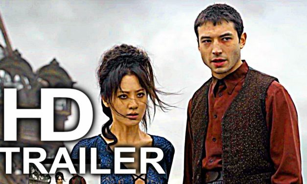FANTASTIC BEASTS 2 Trailer #5 NEW (2018) The Crimes Of Grindelwald J.K Rowling Movie HD