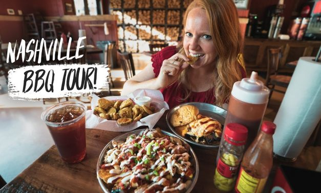 Nashville BBQ TOUR! – The Best Barbecue in the USA?? (Southern American Food)