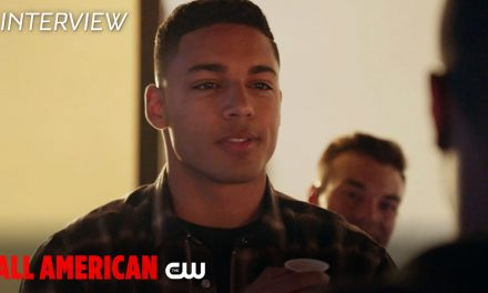 All American | The Double Cross | The CW