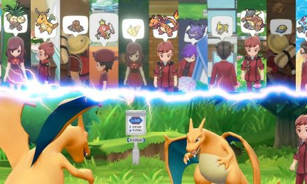 Video: Get A First Look At Pokémon Let's Go Pikachu And Eevee's Master Trainers