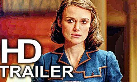 THE AFTERMATH Official Trailer (2019) Keira Knightley, Jason Clarke World War 2 Movie HD