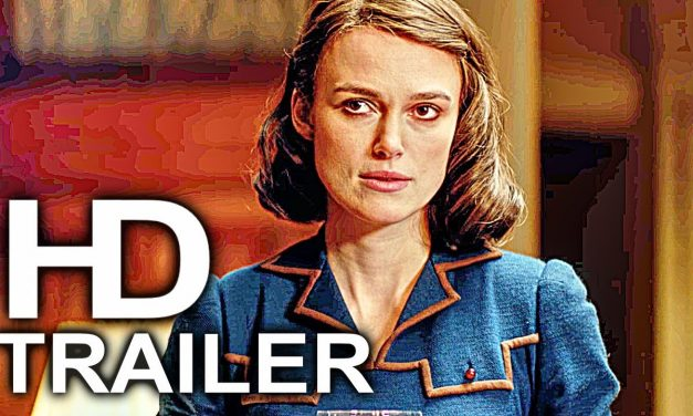 THE AFTERMATH Official Trailer (2019) Keira Knightley, Jason Clarke World War 2 Movie HD