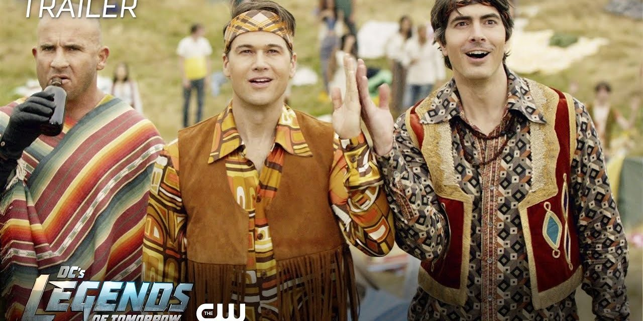 DC's Legends of Tomorrow | Season 4 Extended Trailer | The CW