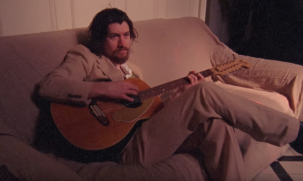 Go behind the scenes of Arctic Monkeys' Tranquility Base Hotel & Casino in Warp Speed Chic short film: Watch