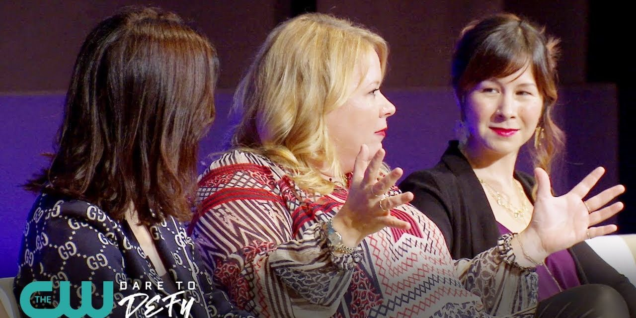 #SeeHer Executive Producer Panel – Part 1   The CW