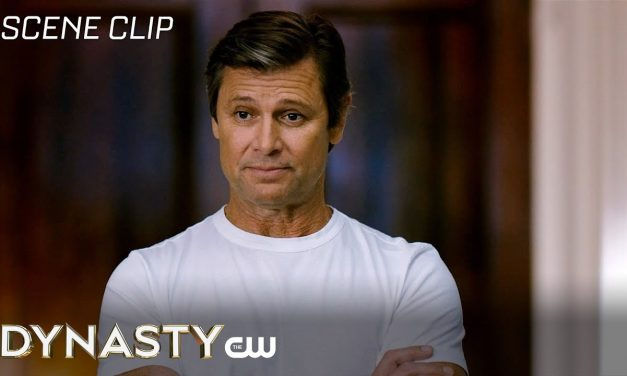 Dynasty | Ship Of Vipers Scene | The CW