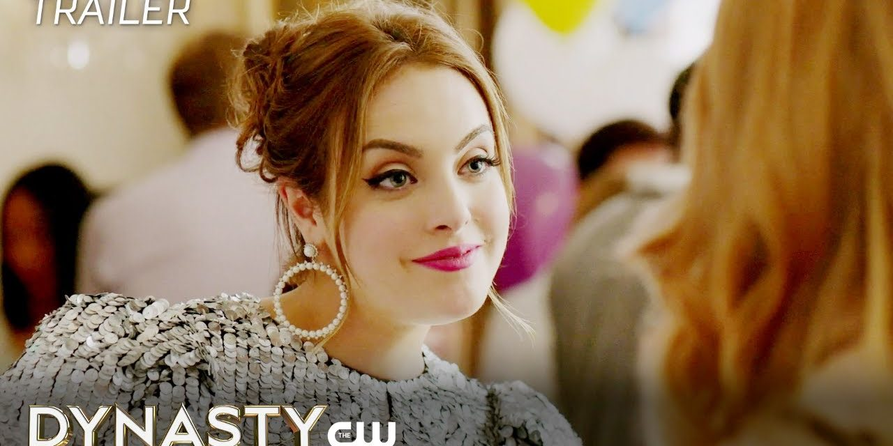 Dynasty | The Butler Did It Trailer | The CW