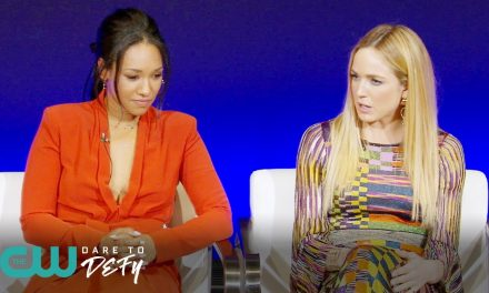 #SeeHer Shethority Panel – Highlights | The CW