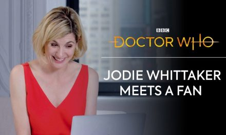 A Special Surprise! Jodie Meets A Fan | Doctor Who: Series 11