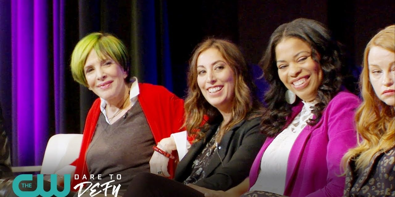 #SeeHer Executive Producer Panel – Part 2   The CW