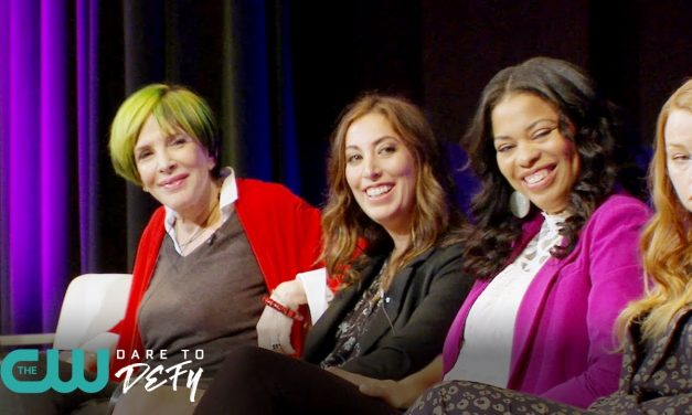 #SeeHer Executive Producer Panel – Part 2 | The CW