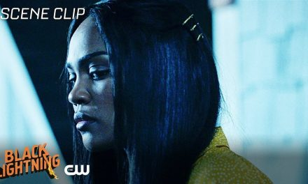 Black Lightning | The Book of Consequences: Chapter Two: Black Jesus Blues Scene 1 | The CW