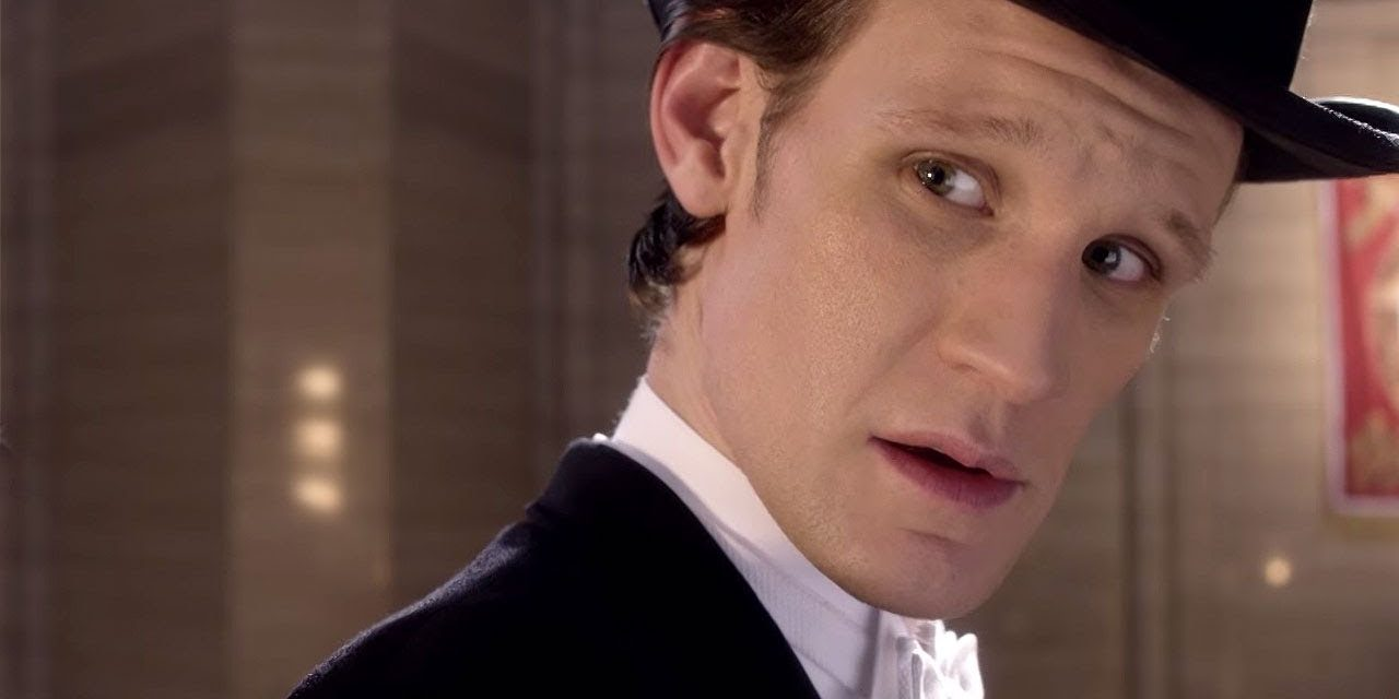 """""""The Doctor? Doctor Who?"""" 