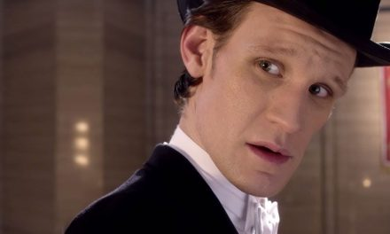 """""""The Doctor? Doctor Who?""""   Let's Kill Hitler   Doctor Who"""