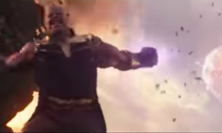 Is this the first Avengers 4 trailer leak?