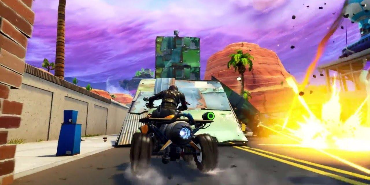 Fortnite – Quadcrasher: New Vehicle Trailer