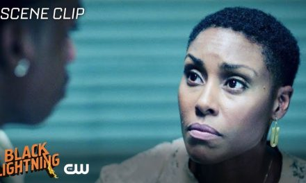 Black Lightning | The Book of Consequences: Chapter Two: Black Jesus Blues Scene 2 | The CW