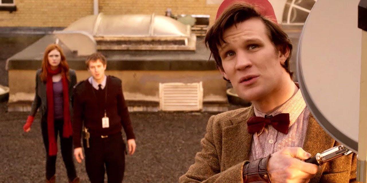 The Exploding TARDIS | The Big Bang | Doctor Who