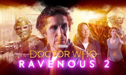 The Eighth Doctor Meets The Robots of Death | Ravenous 2 Trailer | Doctor Who