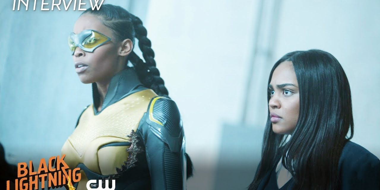 Black Lightning | The Pod Children | The CW