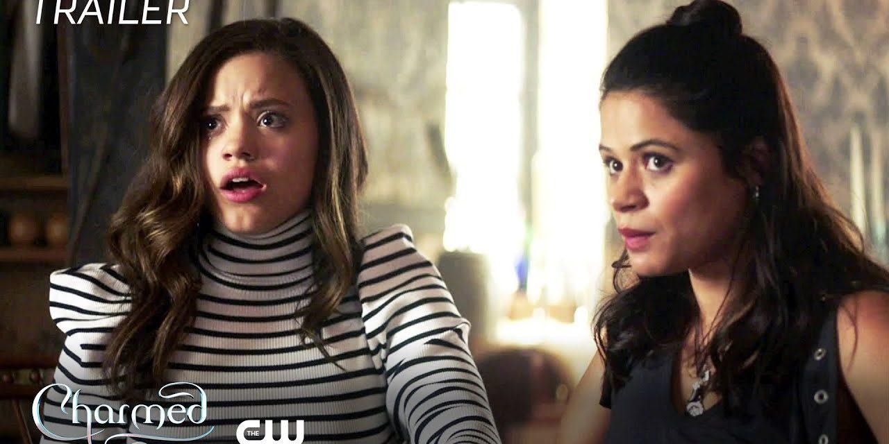 Charmed | Pretty Fantastic Trailer | The CW78