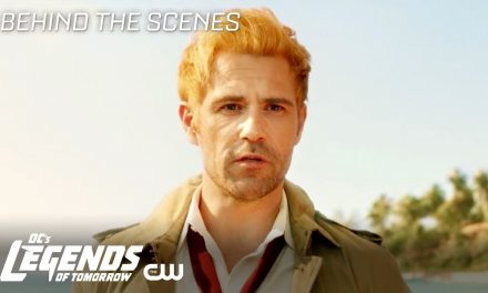 DC's Legends of Tomorrow | Inside: The Virgin Gary | The CW
