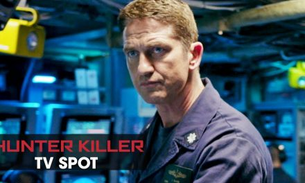 "Hunter Killer (2018 Movie) Official TV Spot ""Threat"" – Gerard Butler, Gary Oldman, Common"
