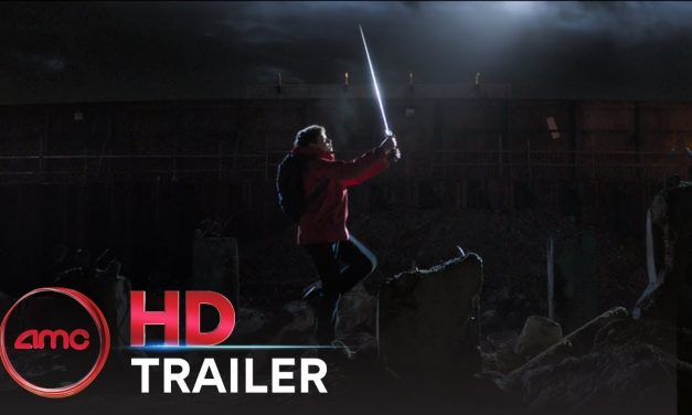 THE KID WHO WOULD BE KING – Official Trailer (Louis Ashbourne Serkis) | AMC Theatres (2019)