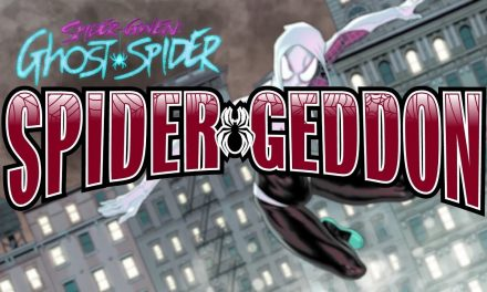 Spider-Geddon: Spider-Gwen: Ghost-Spider #1