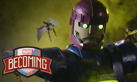 The Sentinel | Marvel Becoming