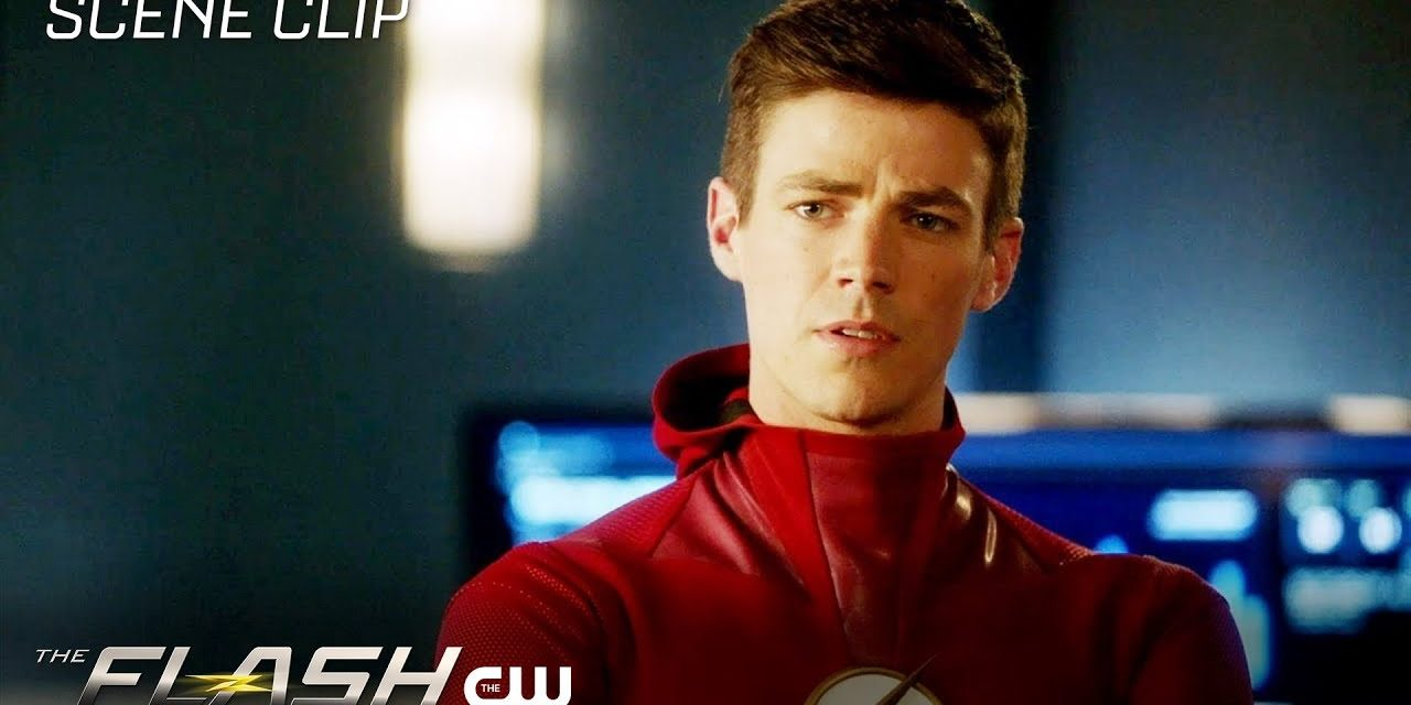 The Flash | The Death Of Vibe Scene | The CW