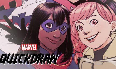 Marvel Rising | Marvel Quickdraw