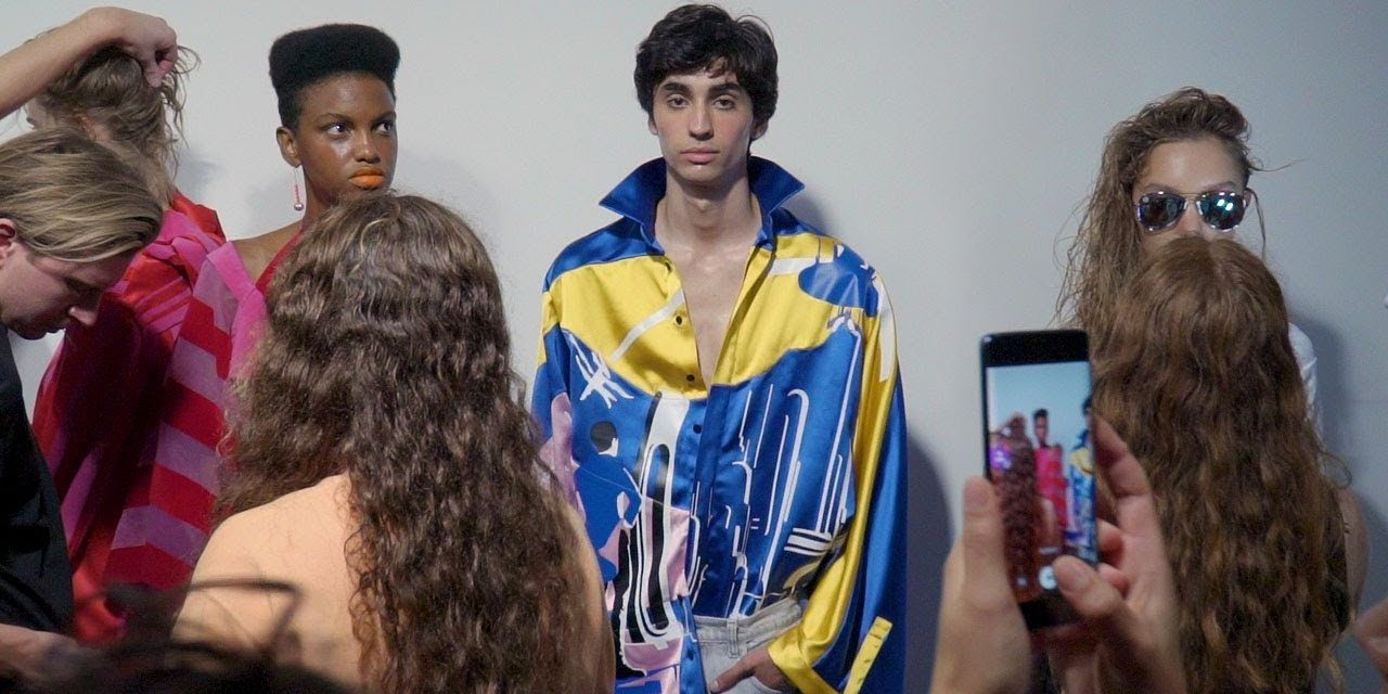 Doctor Who at London Fashion Week 2018 | Fyodor Golan | Doctor Who