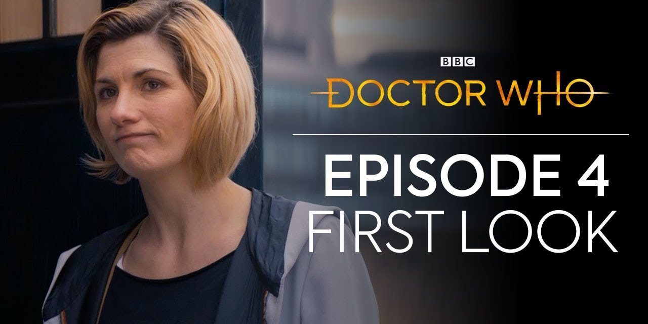 FIRST LOOK: Episode 4 | Arachnids In The UK | Doctor Who