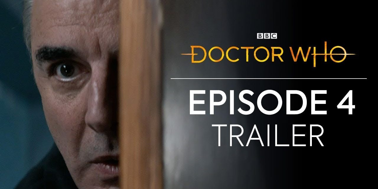 Episode 4 Trailer | Arachnids In The UK | Doctor Who: Series 11