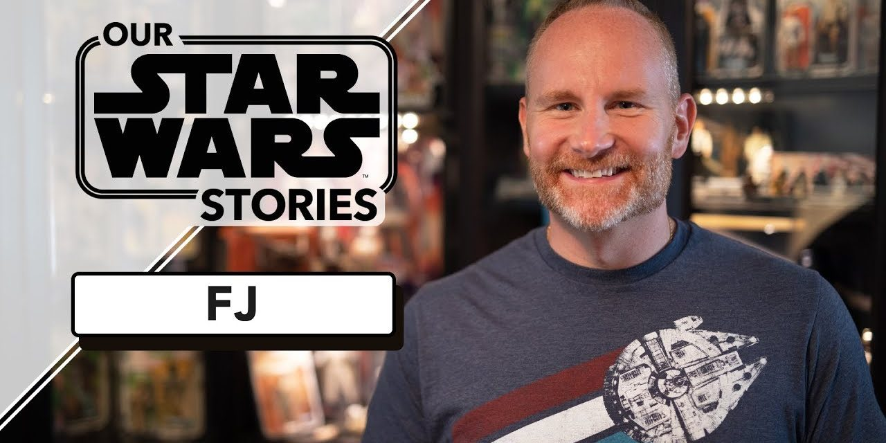 How Star Wars Showed FJ That It's OK to Be Yourself | Our Star Wars Stories