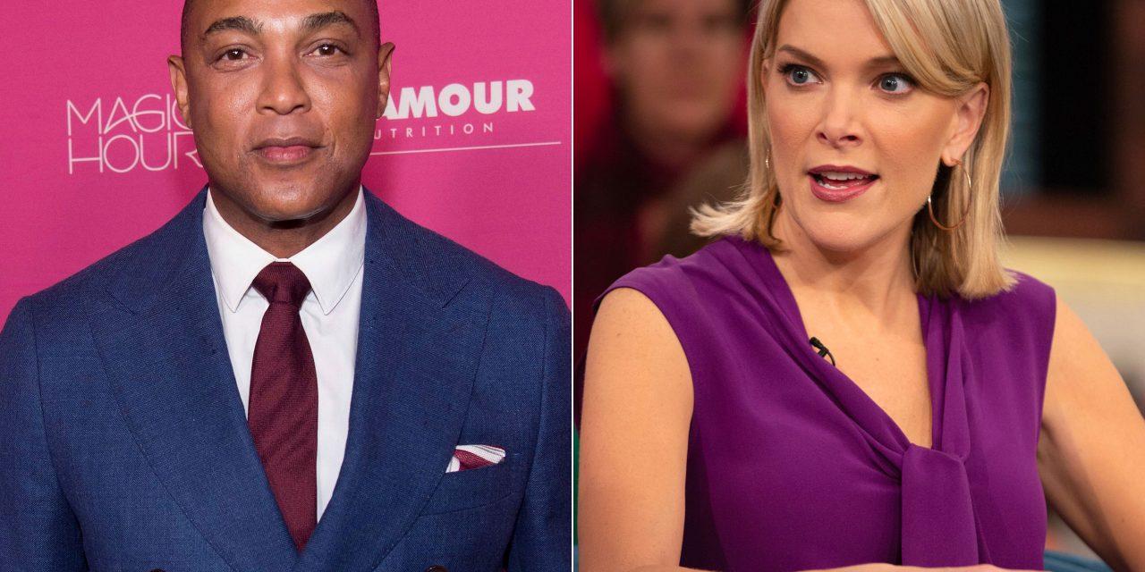 Don Lemon Slams Megyn Kelly for Claiming Blackface 'Was Okay' When She Was Growing Up