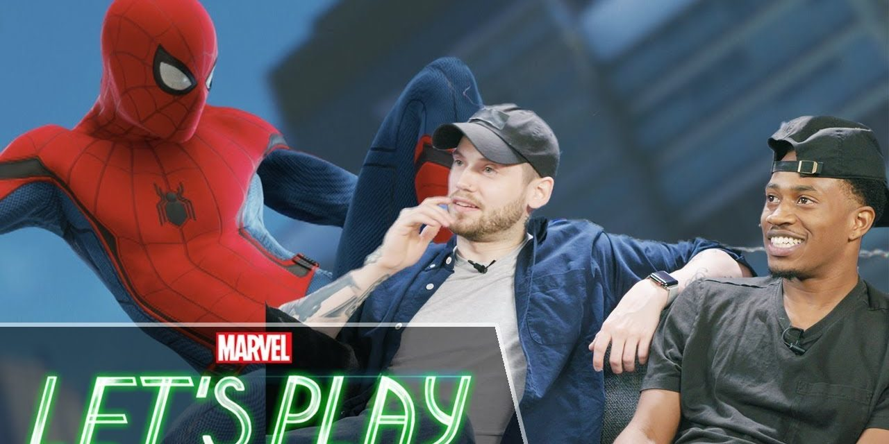 MKTO hits the couch to play Marvel's Spider-Man for PS4! | Marvel Let's Play