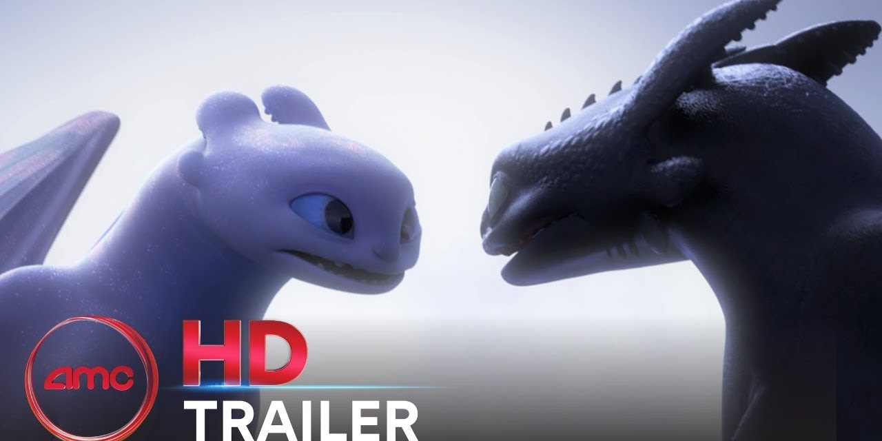 HOW TO TRAIN YOUR DRAGON: THE HIDDEN WORLD – Official Trailer #2 | AMC Theatres (2019)