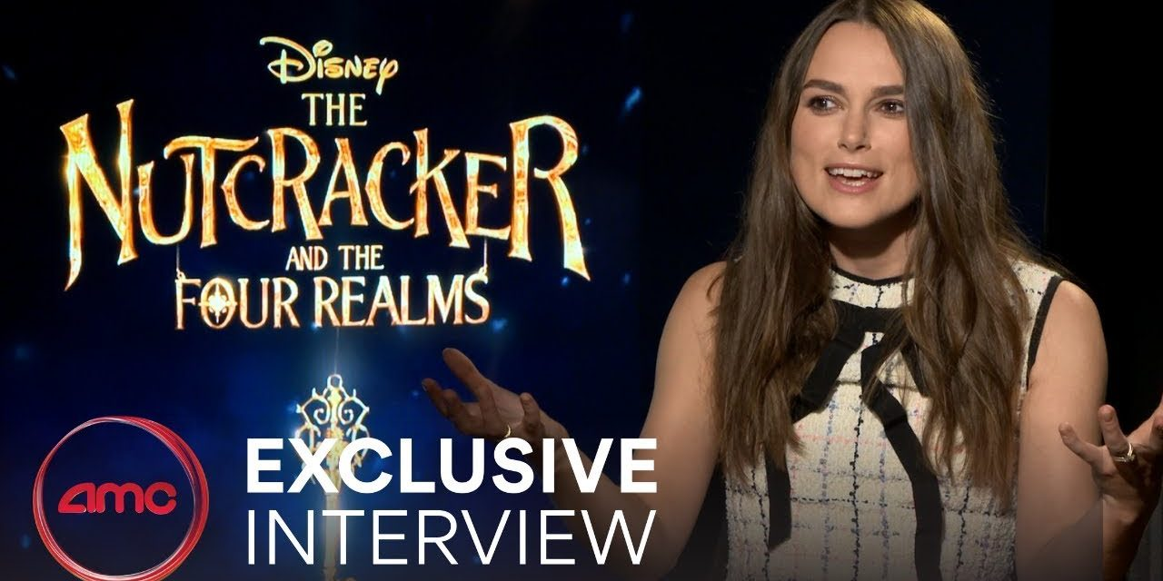 THE NUTCRACKER AND THE FOUR REALMS Interviews | AMC Theatres (2018)