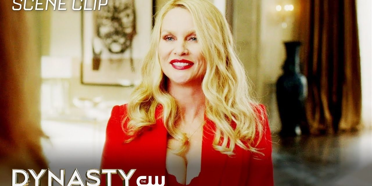 Dynasty   The Butler Did It Scene   The CW