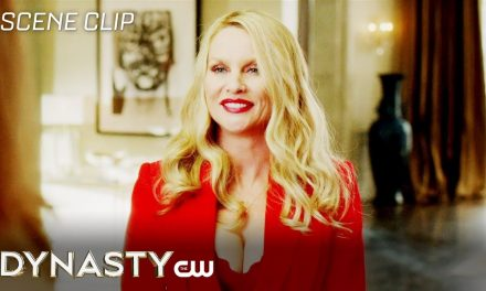 Dynasty | The Butler Did It Scene | The CW