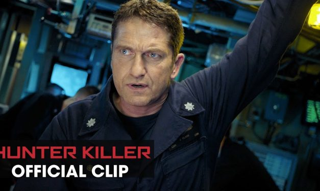 "Hunter Killer (2018 Movie) Clip ""It's A Hit"" – Gerard Butler, Gary Oldman, Common"