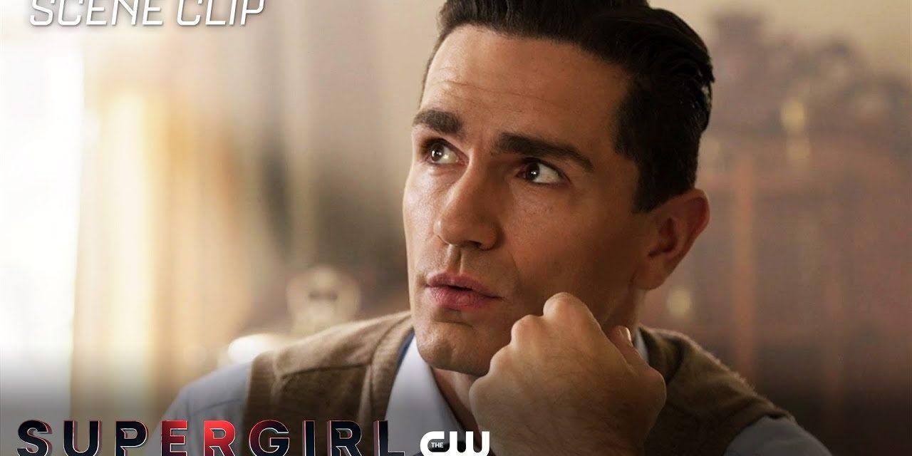 Supergirl | Man of Steel Scene | The CW