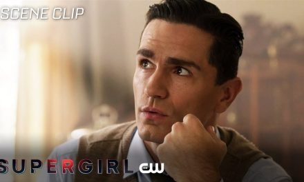 Supergirl   Man of Steel Scene   The CW