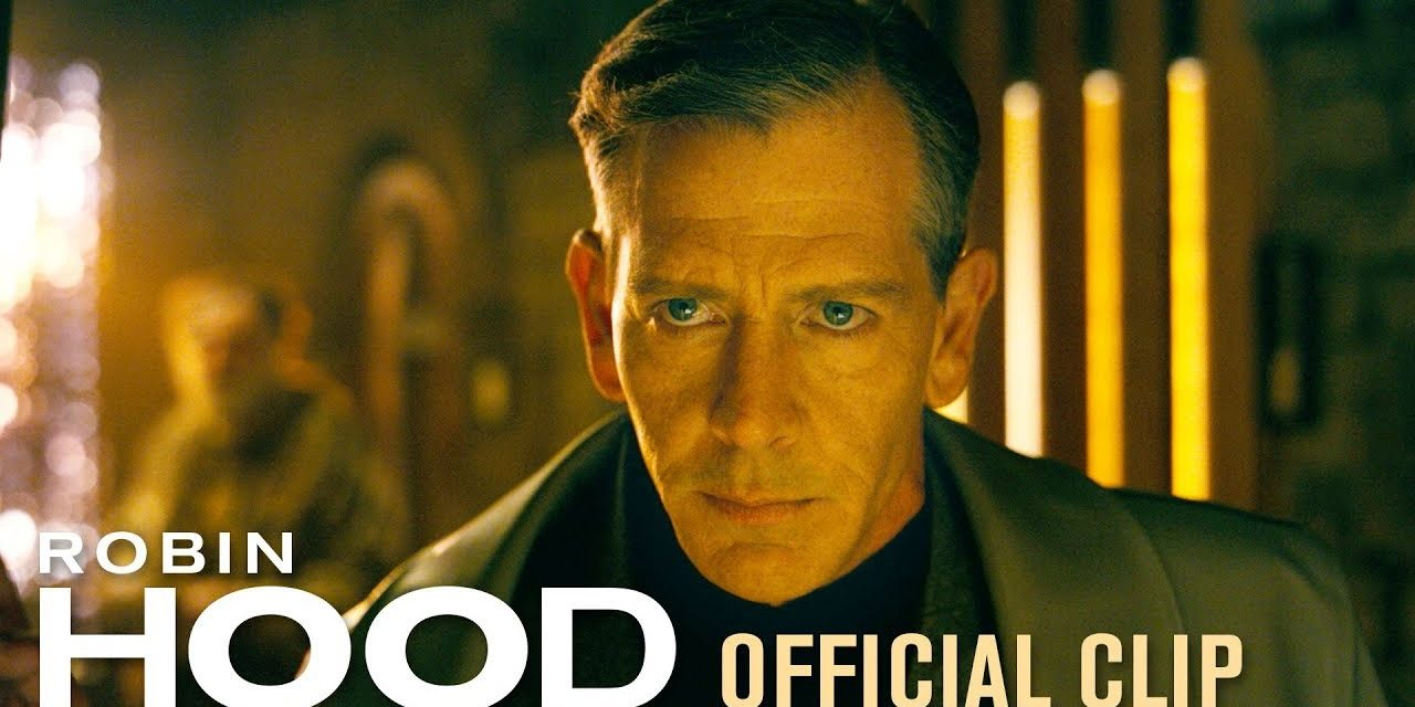 "Robin Hood (2018 Movie) Official Clip ""Law & Order"" – Taron Egerton, Jamie Foxx, Jamie Dornan"