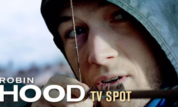 "Robin Hood (2018) TV Spot ""Revolution"" – Taron Egerton, Jamie Foxx, Jamie Dornan & Ben Mendelsohn"